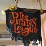 Transformação em pirata na Disney