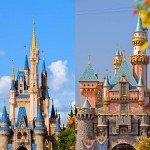 Disney California X Walt Disney World – Semelhanças e diferenças