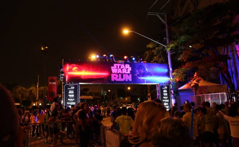 Star Wars Run em São Paulo