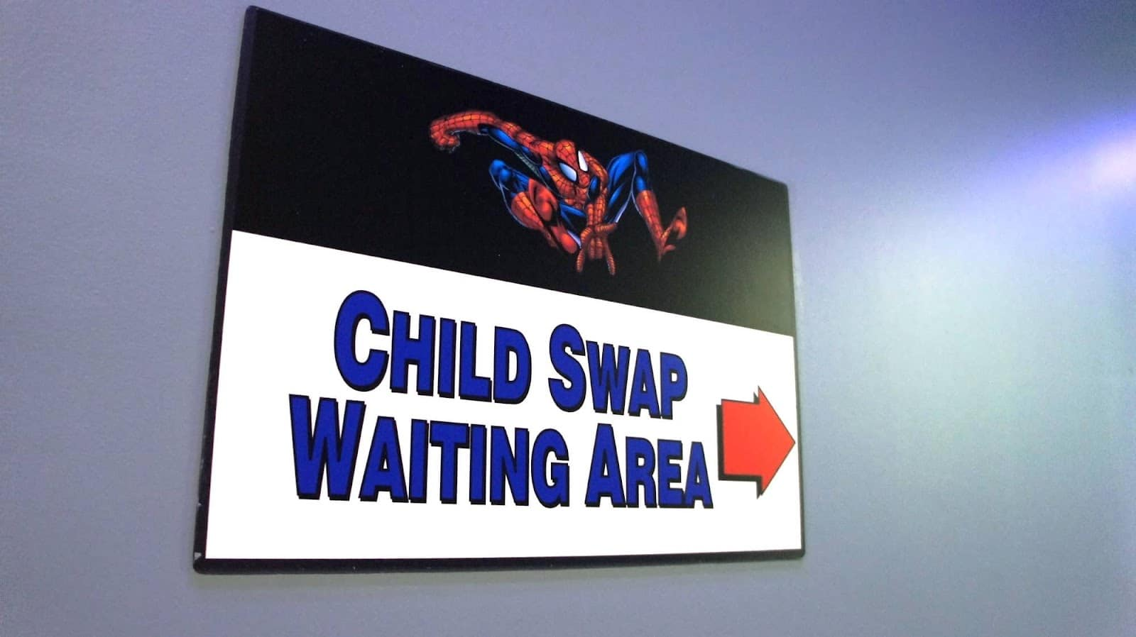child swap