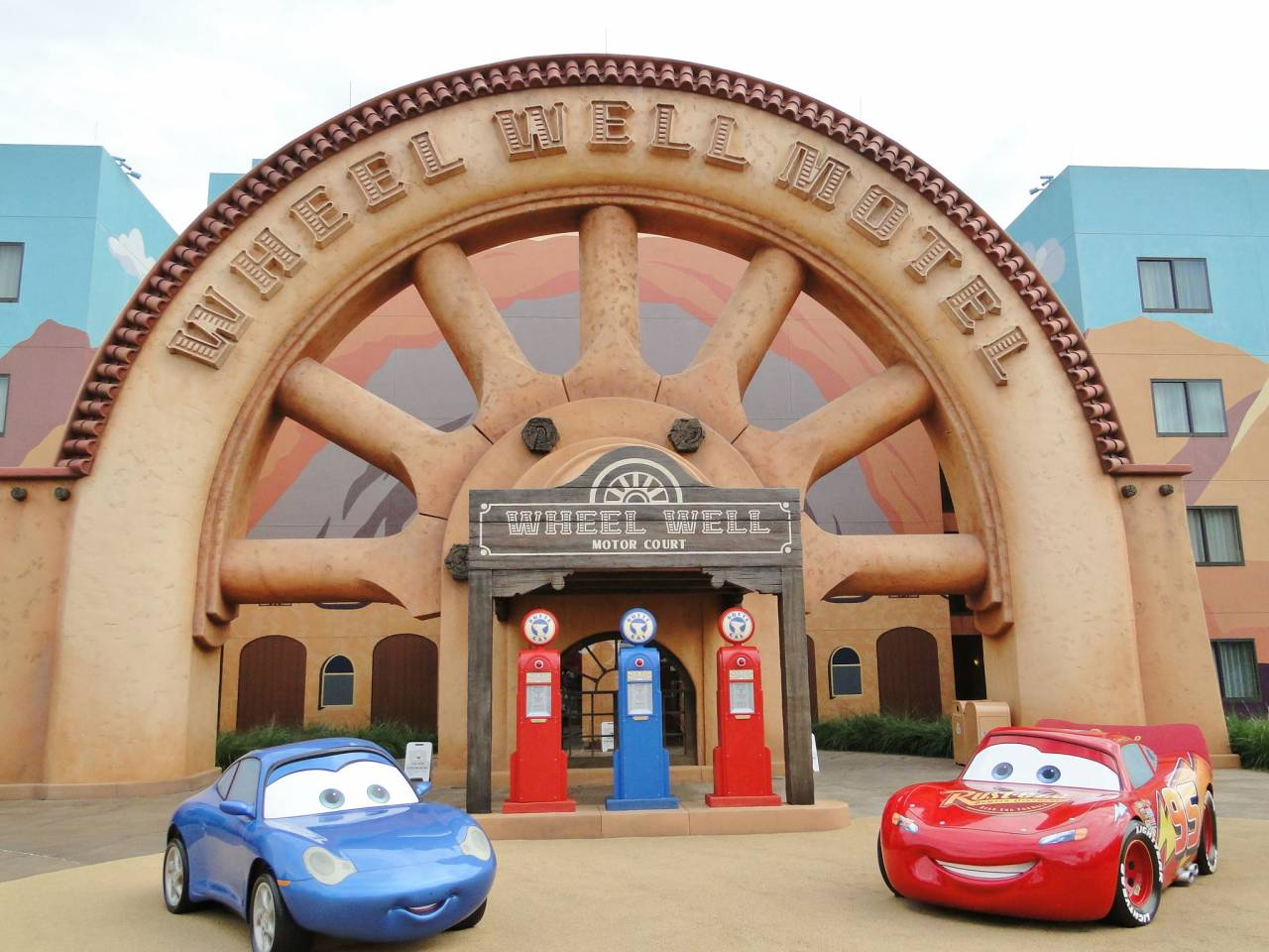 hotéis econômicos na Disney