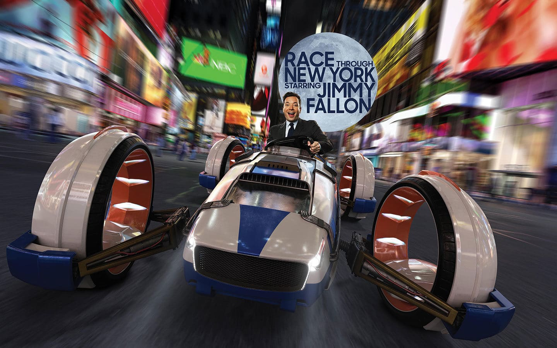 Race Through New York Starring Jimmy Fallon universal