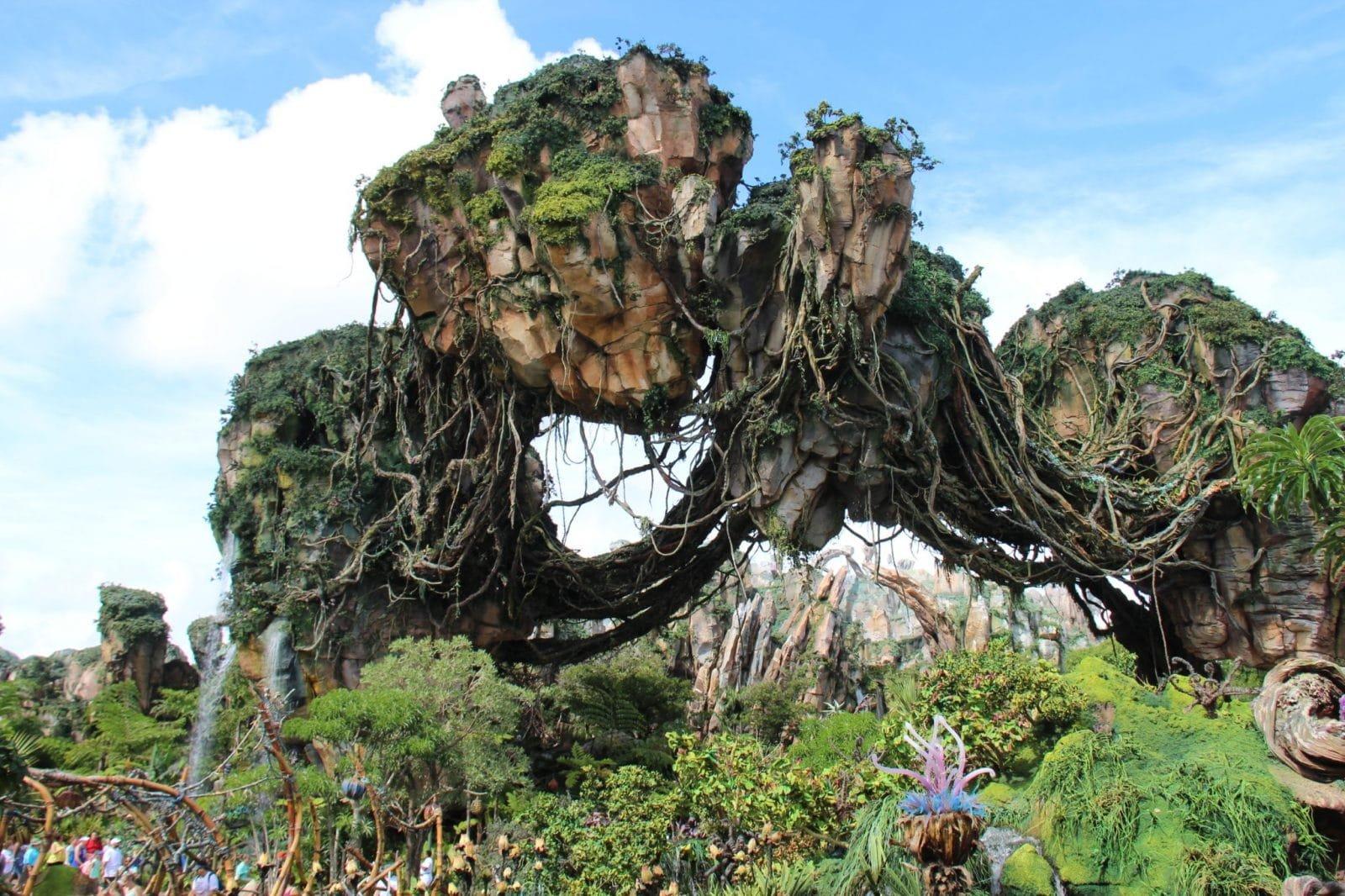 Pandora - Rea Do Avatar Em Animal Kingdom  Andreza Dica -3960